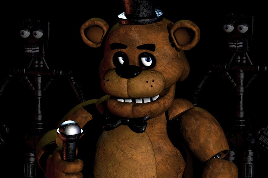 Five nights at freddy s results in five nights of no sleep