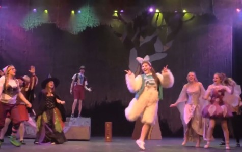'Shrek the Musical' captivates young audience