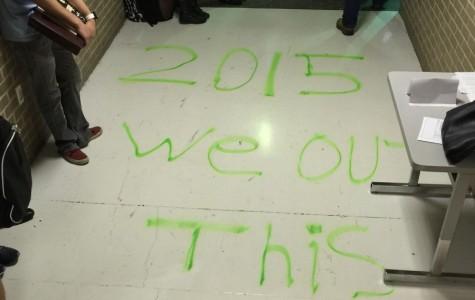 Senior prank upsets students, administration