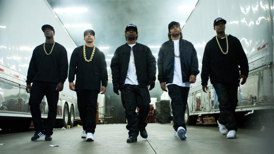 'Straight Outta Compton' is good, but it's missing something