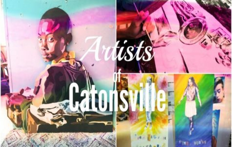 Artists of Catonsville