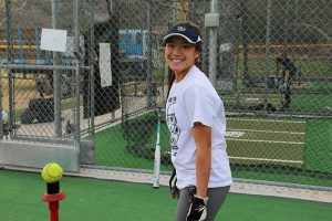 Dedication on the Field: Adrienne Chang