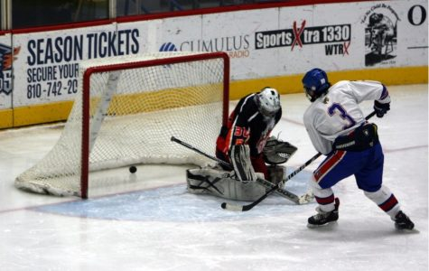 Prep hockey participation is declining in Michigan