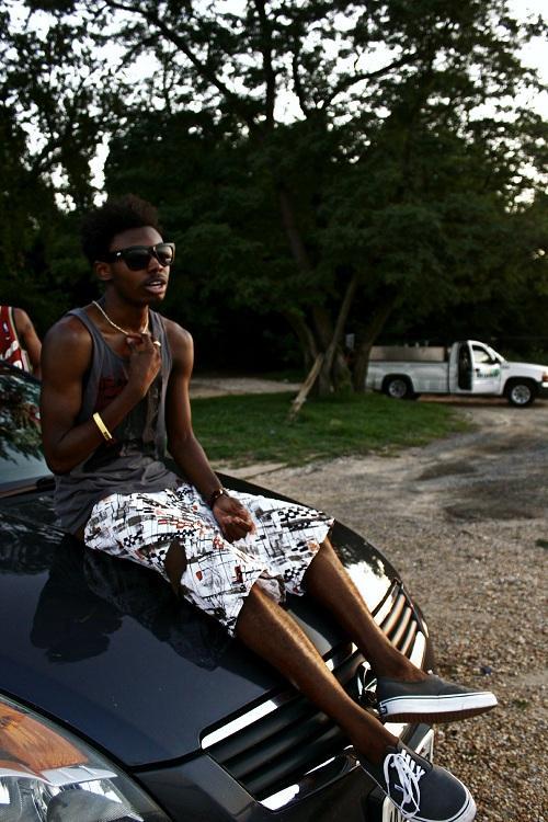 Teen rapper is never satisfied, seeks to build legacy
