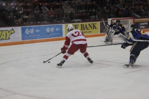 Grant Besse rounds out stellar high school career with Mr. Hockey title