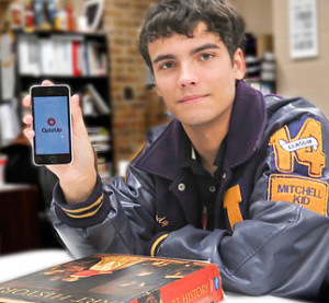 Texas student ranks #1 on QuizUp app