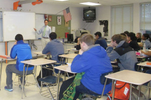 Financial education prepares students for future