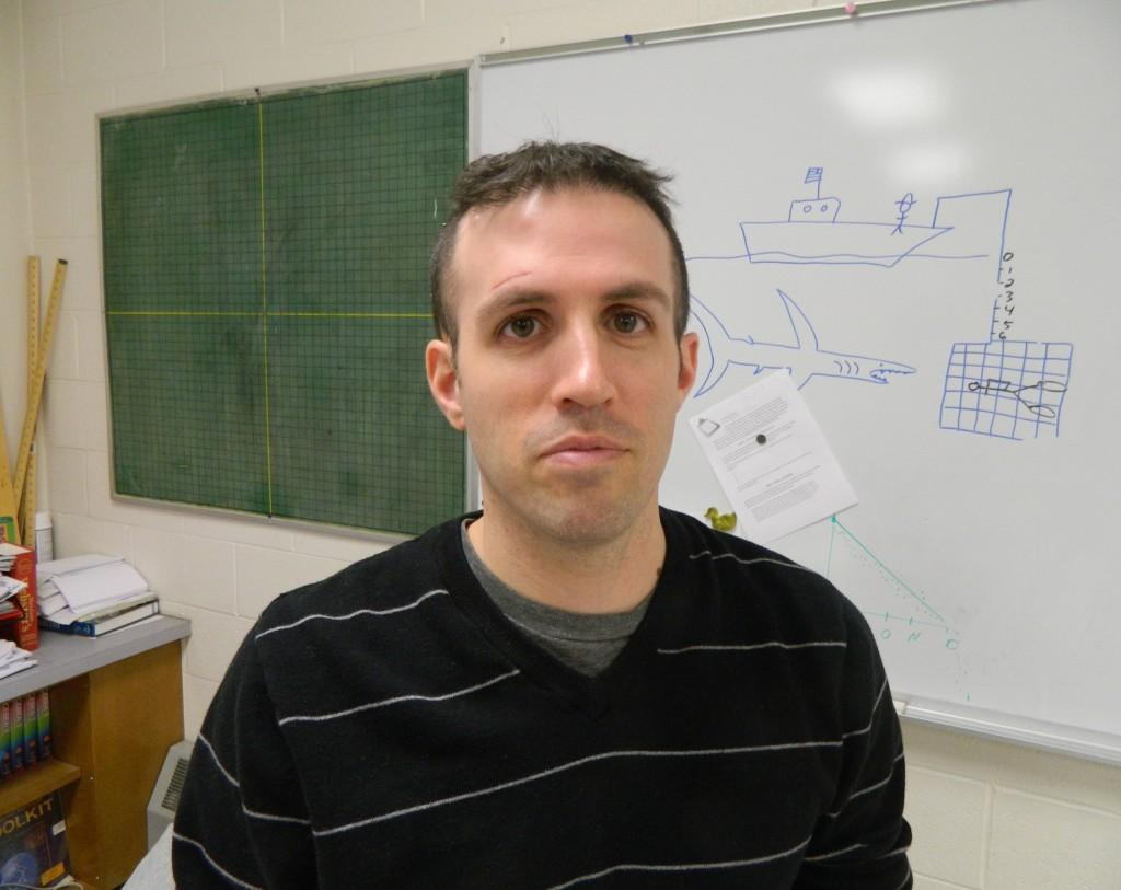 Cluster+6+math+teacher+Aram+Manoukian+recently+returned+to+work+at+Watertown+Middle+School+after+undergoing+surgery+on+his+skull+to+fix+a+problem+that+began+in+1996.