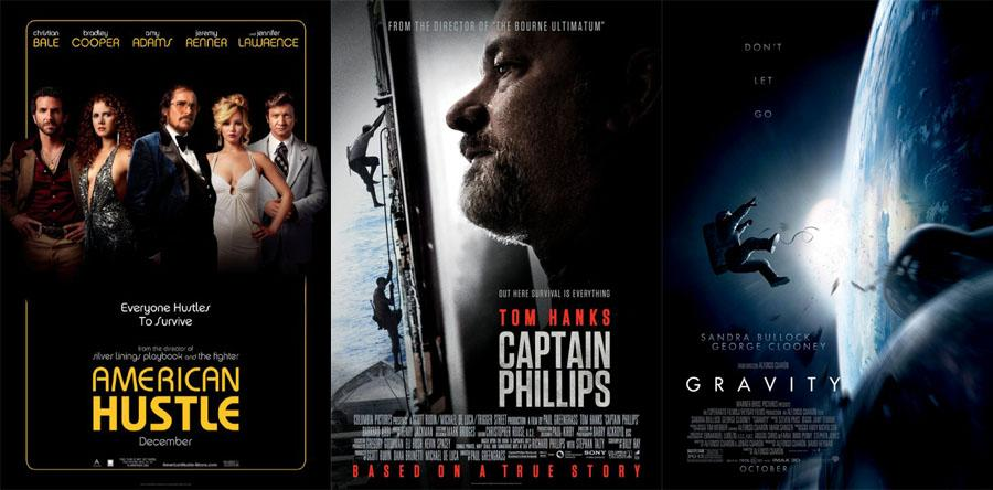 Which movie will win Best Picture? Reviews of three nominees