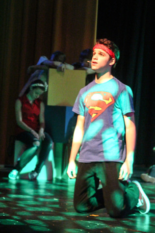 Godspell shines as 'Light of JC'