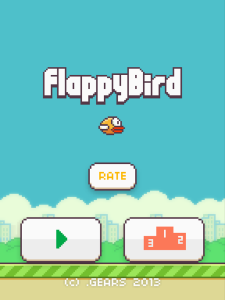 Bucking the trend: Don't download Flappy Bird