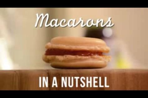 Recipe: How to make vanilla macarons