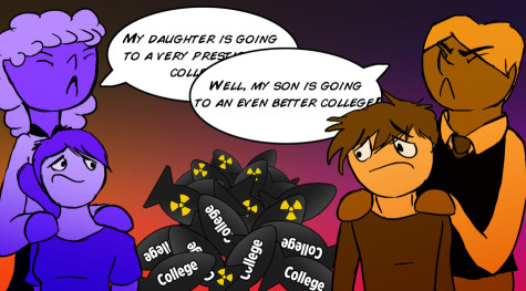 Stop making small talk about college