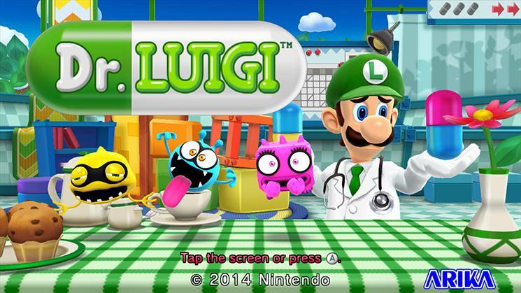 'Dr. Luigi' fails to break new ground