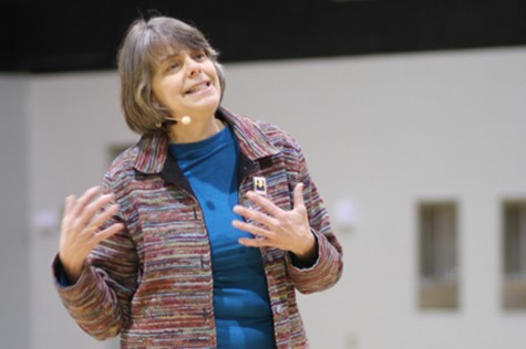 Tour teaches student rights, features Mary Beth Tinker
