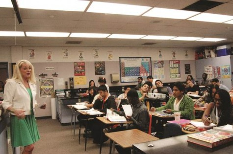 Substitute teachers bring rich backgrounds to classrooms