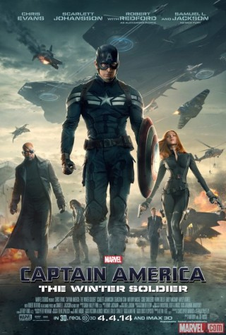'Captain America: The Winter Soldier' is strong stuff