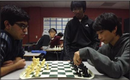 Texas student finds Chess Club is more than just a game