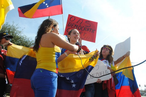 Students collect money, supplies to assist Venezuelans