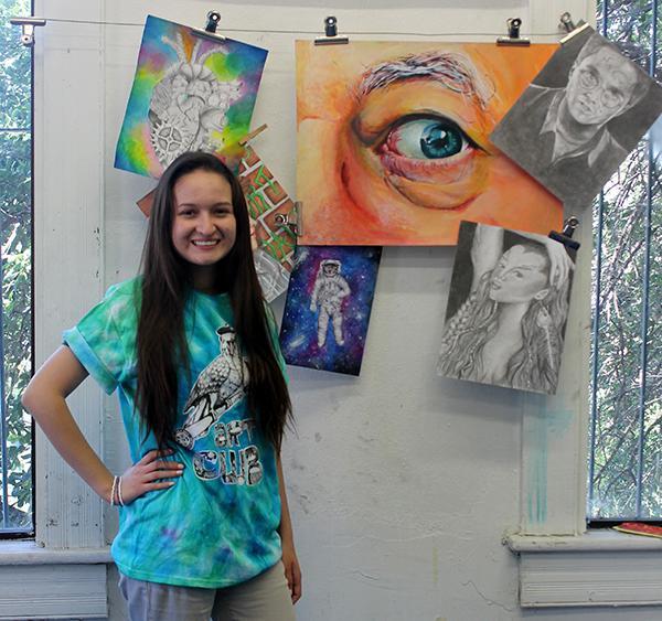 Art student receives Gates Millennium Scholarship