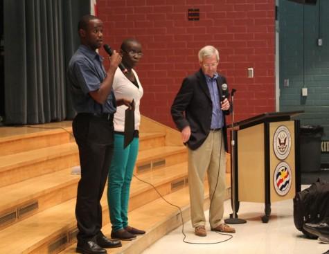 Ugandan chess prodigy Phiona Mutesi visits United States