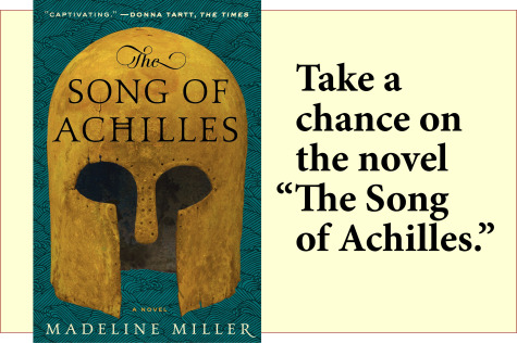 Fantasy novel 'The Song of Achilles' is a tune you don't want to miss