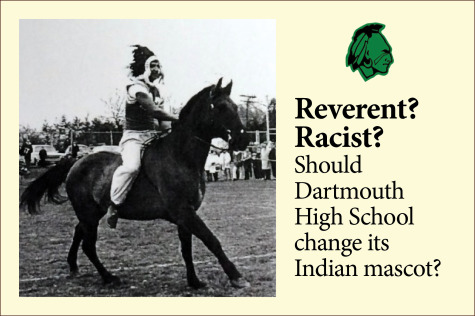 Indian mascot spurs controversy at Massachusetts high school