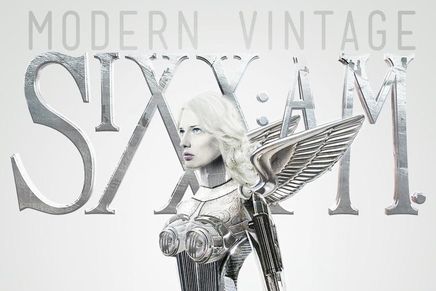 Sixx A.M.'s third album brings back rock n' roll