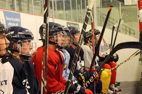 Club hockey team still seeks recognition from school