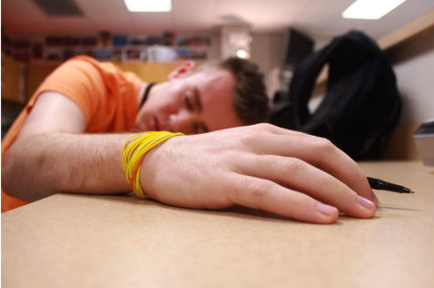 Sleepless in school: Schedule doesn't match sleep needs