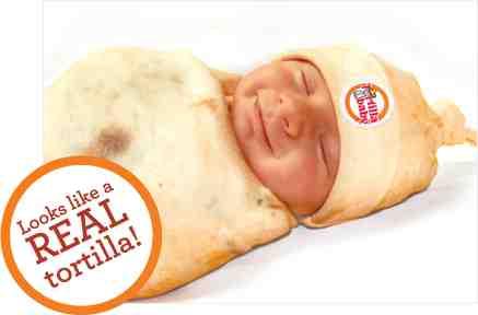 Tortilla Babies: Alumna Katharine Harlan makes your kid cute enough to eat
