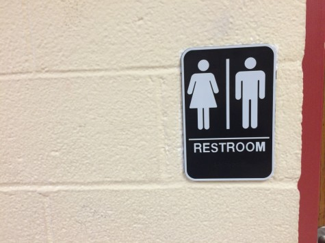 Unisex bathroom replaces men's faculty bathroom