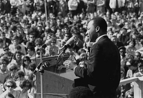 MLK Day honors King's dream, legacy