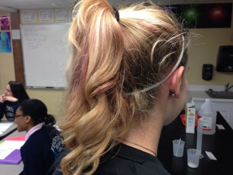 Is the AMSA policy on colored hair much ado about nothing?