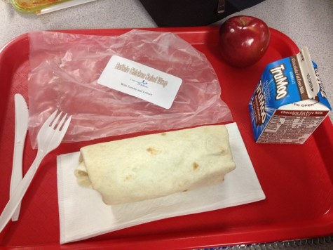 The evolution of a school lunch