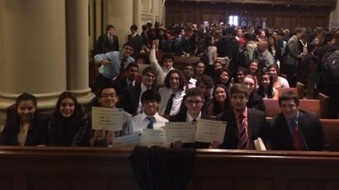 Mayfield Model UN to compete in New York City
