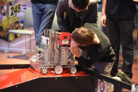 Building a (robotics) team