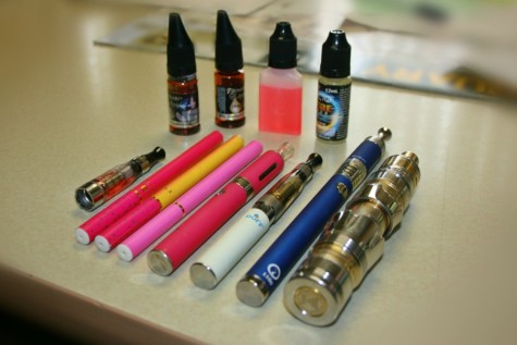 Electronic cigarettes find their way into schools