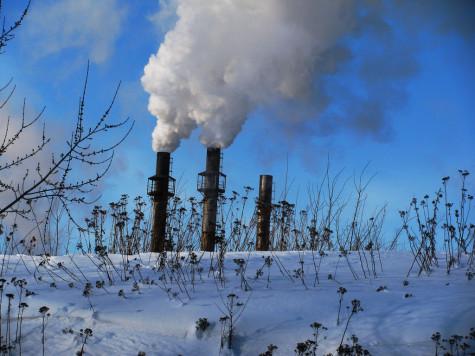 Global warming warrants change