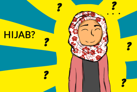 FAQ: What's really under my head scarf?
