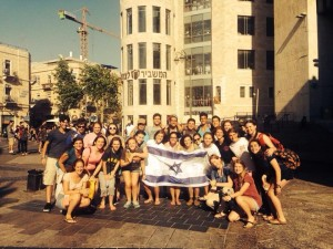 Pikesville students experience Israeli culture, conflict