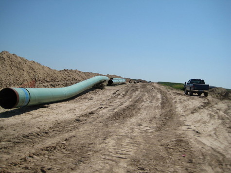 Keystone XL Pipeline stirs debate in Washington