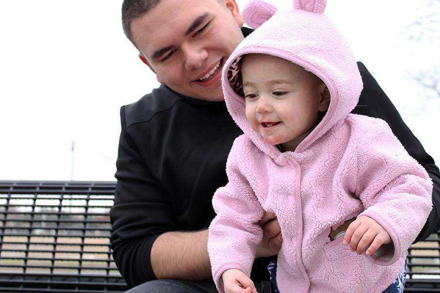 Against all odds, single father succeeds