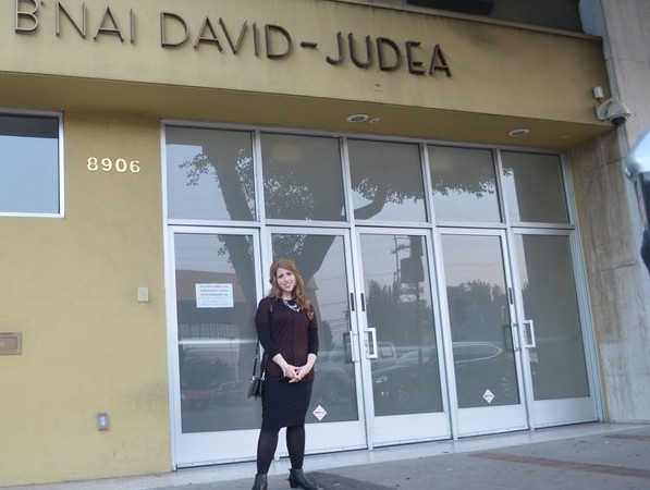 In a first for L.A., B'nai David adds female clergy