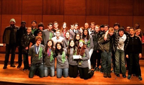 Mayfield Science Olympiad qualifies for state competition