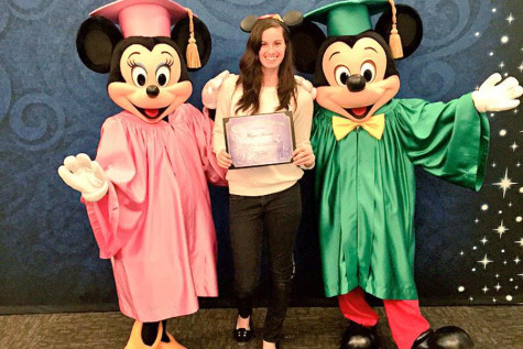 Disney offers students chance of a lifetime