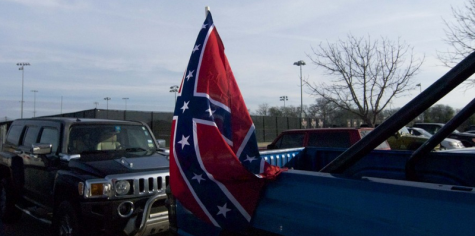 A flag of pride to some, a sign of racism to others