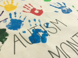 April shines light on autism awareness