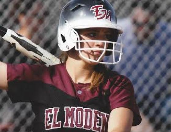 Scholar, singer, and softball star