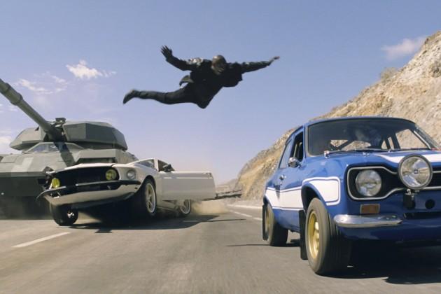 'Furious 7′ drives itself off a cliff